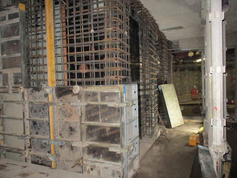 storey-double-lift-shaft